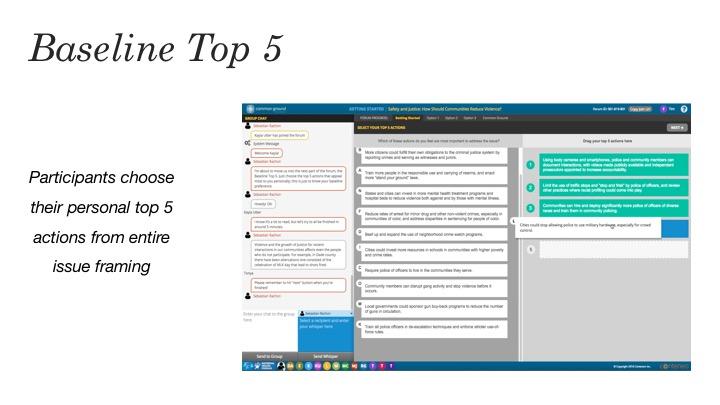 Baseline Top 5