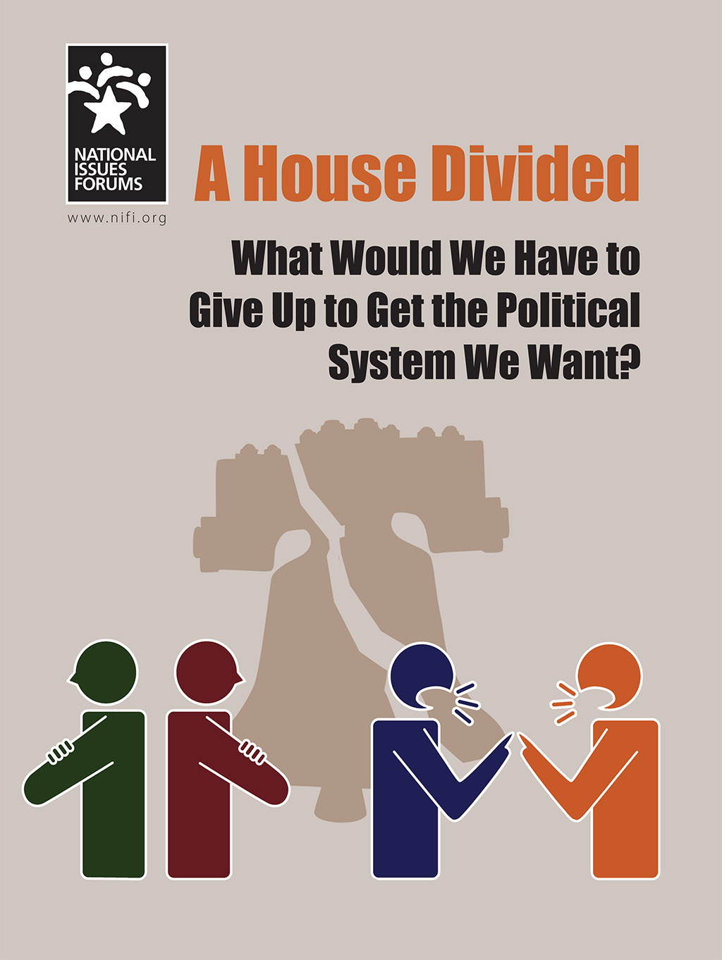 A House Divided cover