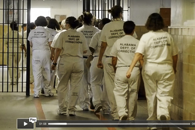 Shape Alabama prison reform