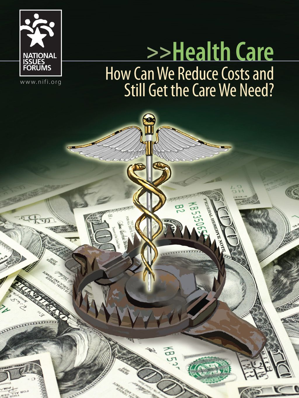 Health Care guide cover