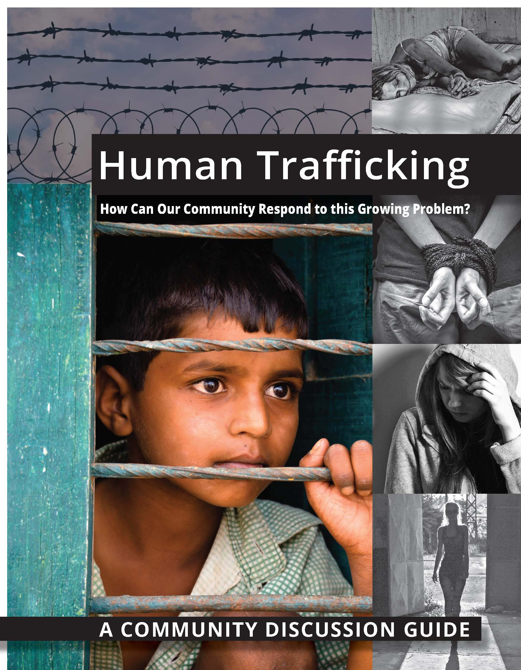 Human Trafficking cover