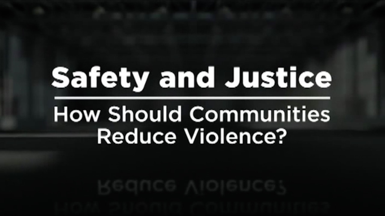 Safety and Justice forum