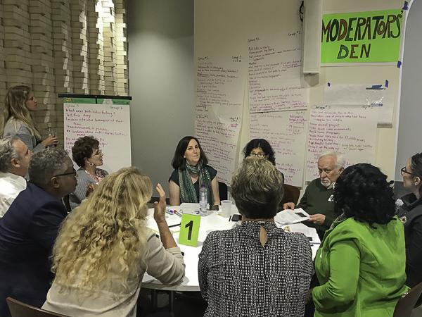 Deliberative forum
