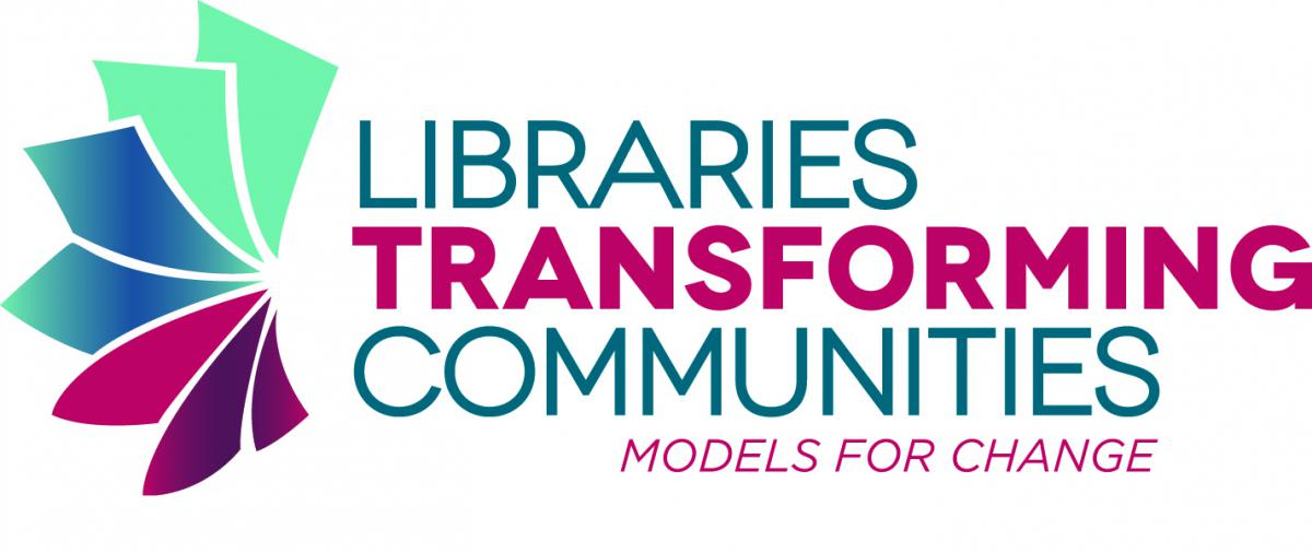 Libraries Transforming Communities logo