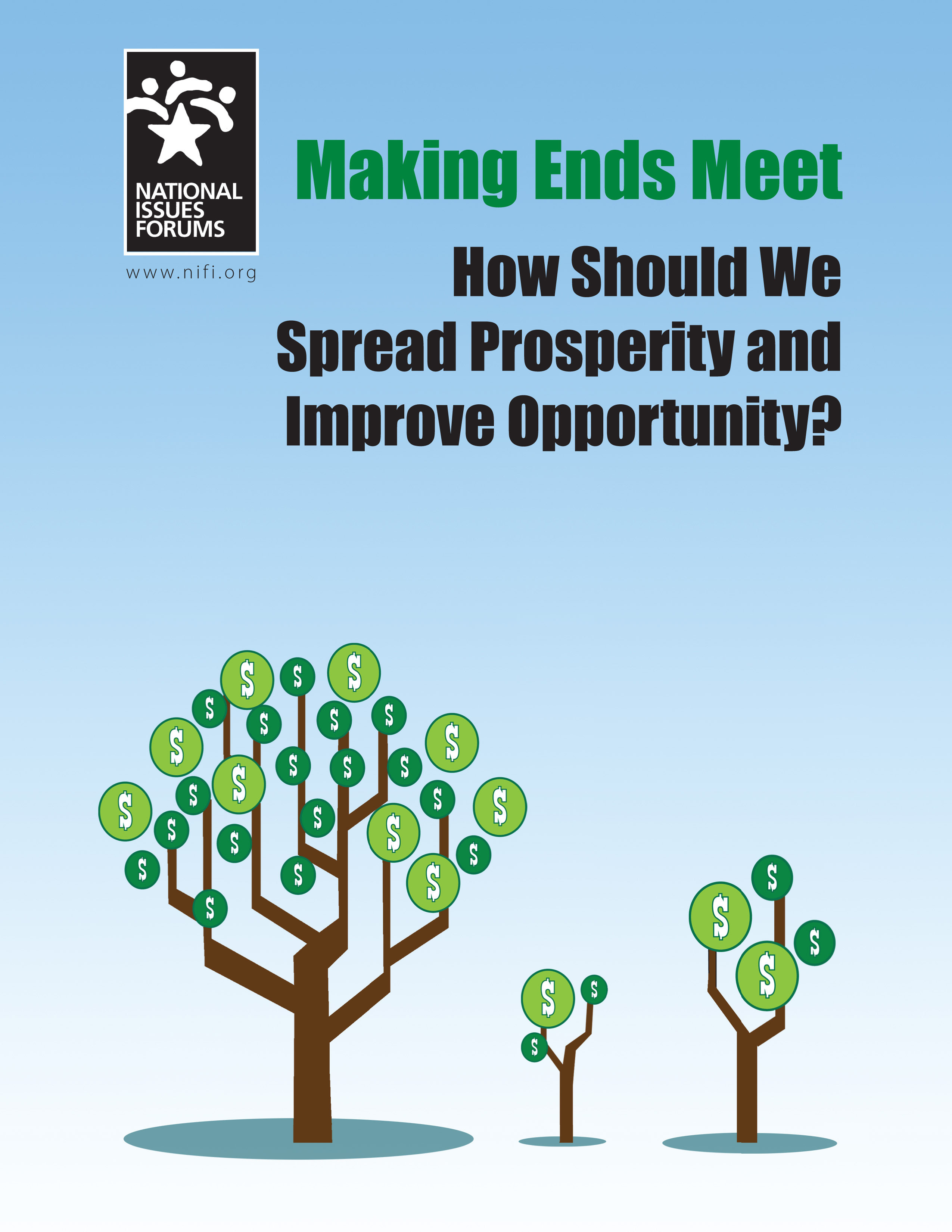 Cover of Making Ends Meet issue guide