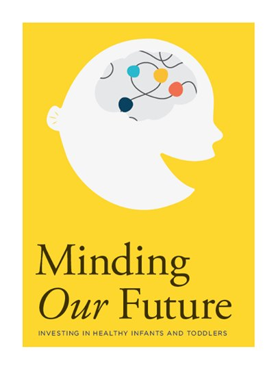 Cover of Minding Our Future issue guide