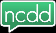 NCDD logo