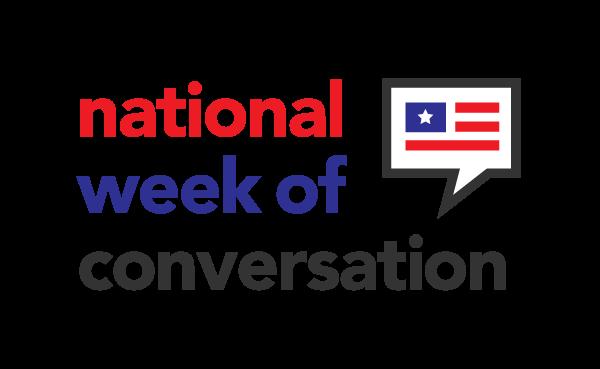 National Week of Conversation logo