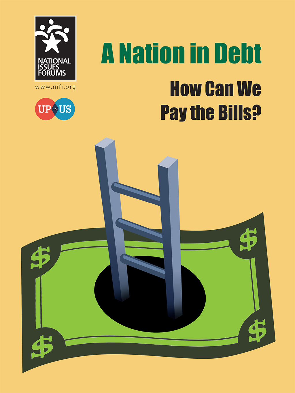 A Nation in Debt cover