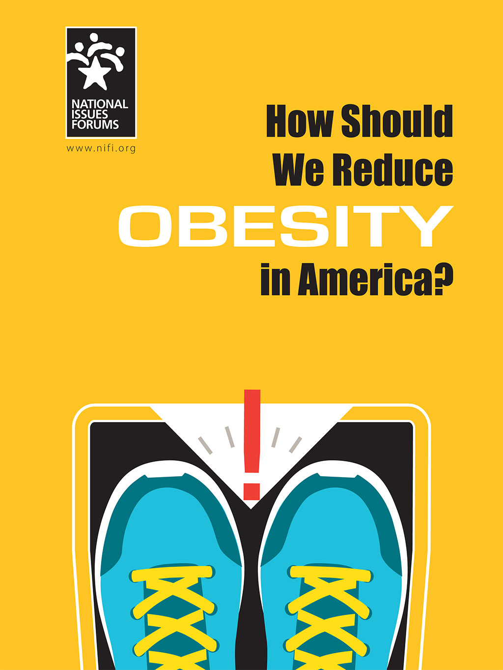 Obesity issue guide cover
