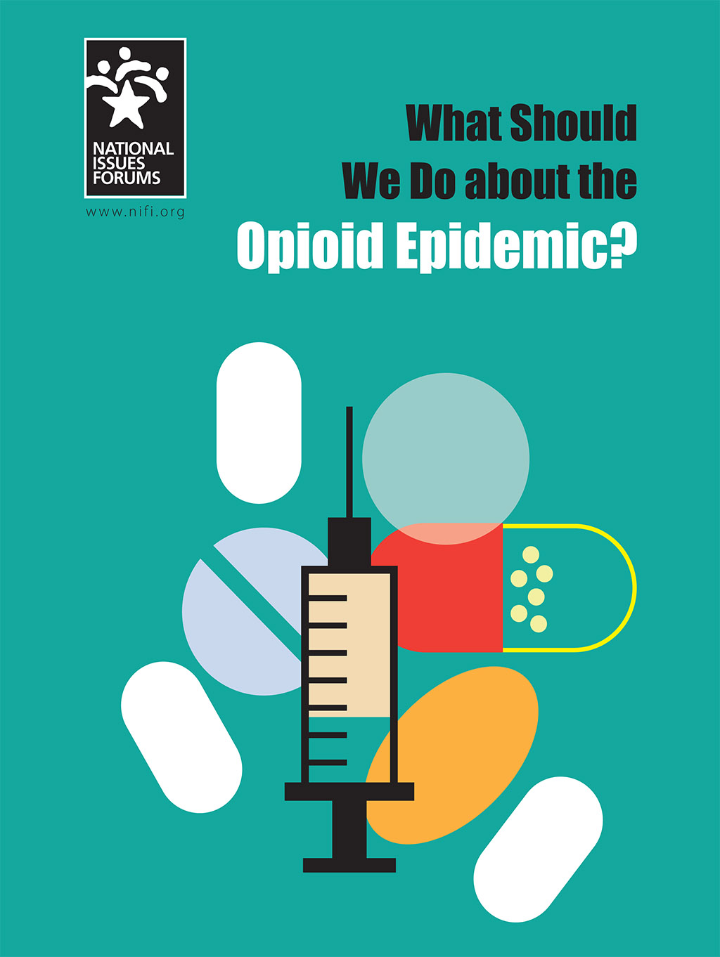 Opioid Epidemic cover