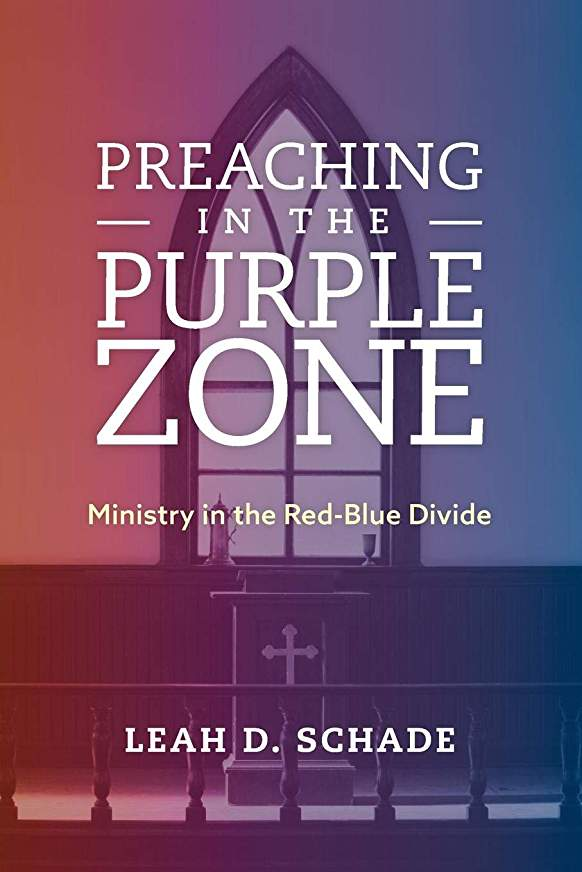 Preaching in the Purple Zone cover