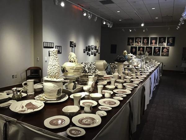 We art exhibit