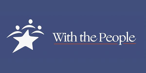 With the People logo