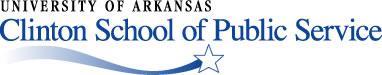 Clinton School of Public Service logo