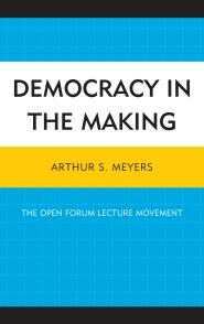cover of Democracy in the Making