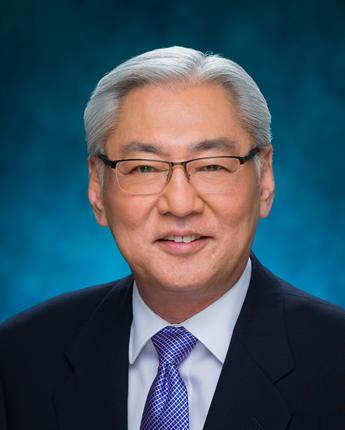 Senator Les Ihara