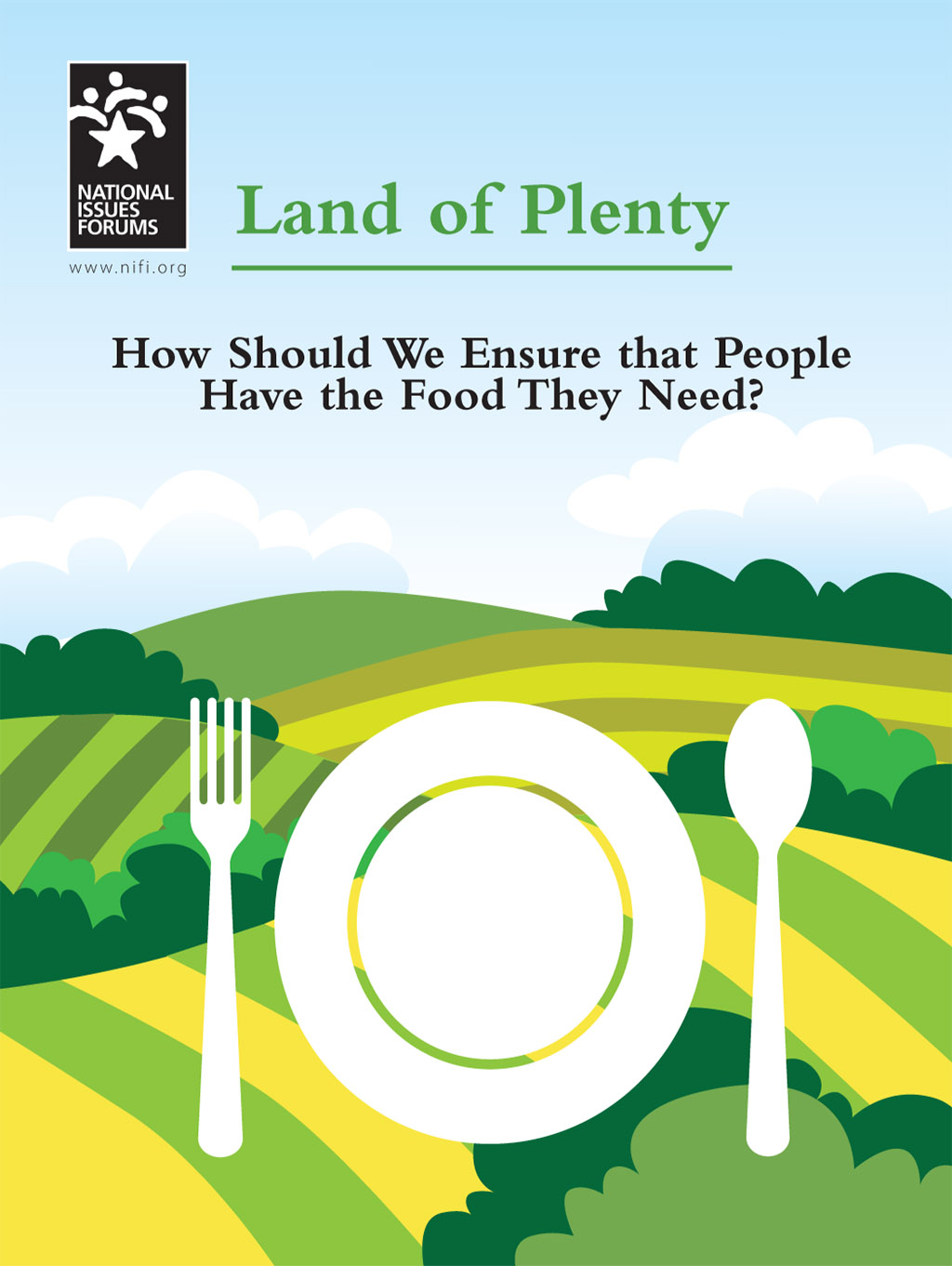 Land of Plenty | NIFI