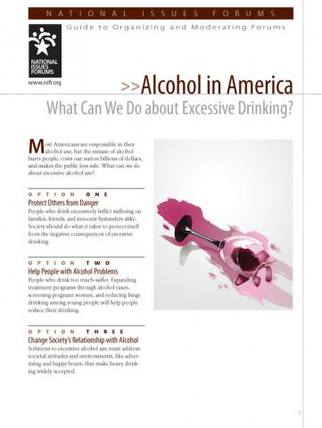 alcohol in america Underage drinking is a serious public health problem in the united states alcohol is the most widely used substance of abuse among america's youth, and drinking by young people poses enormous health and safety risks the consequences of underage drinking can affect everyone— regardless of age or drinking status.